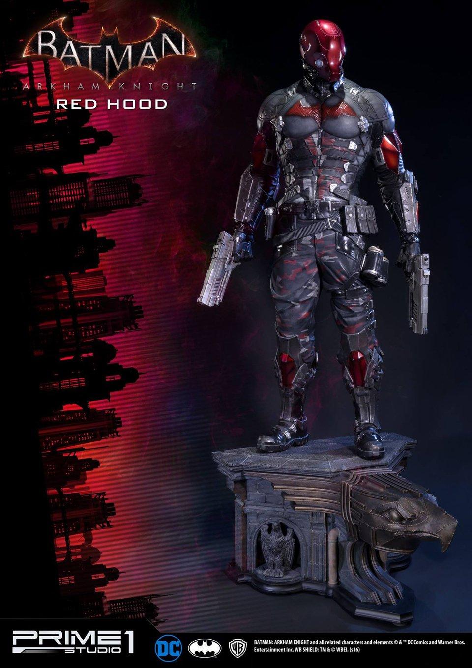 Prime 1 Batman: Arkham Knight Red Hood Statue