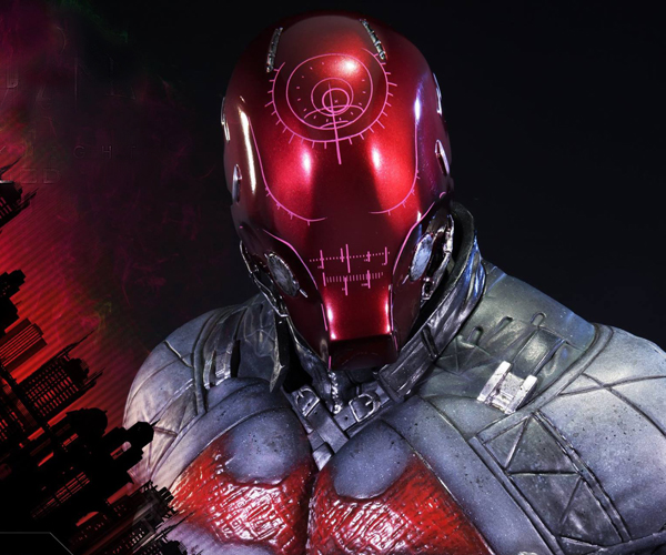Prime 1 Batman: Arkham Knight Red Hood Statue