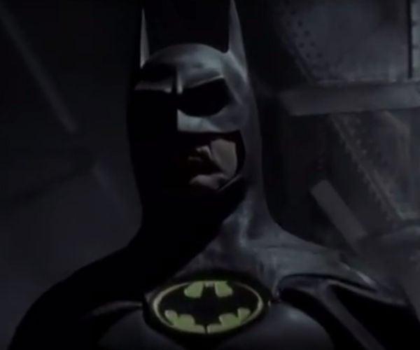 All the Batmen Team up in Batman League