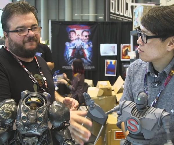 Tested Interviews Bigshot Toyworks