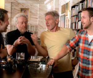 Blade Runner Sequel Gets a Title and a Behind-the-Scenes Photo