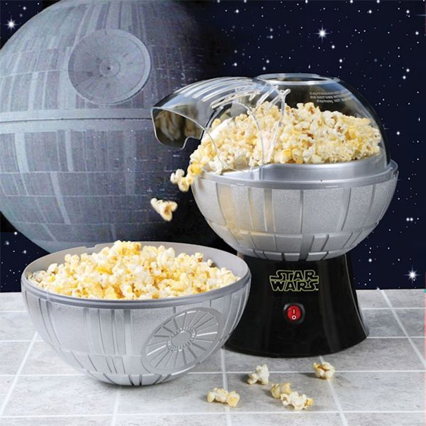Star Wars Rogue One Death Star Hot Air Popcorn Maker