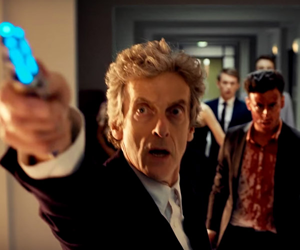 Doctor Who Spinoff 'Class' Gets Official Trailer