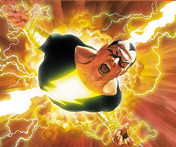 How Powerful is Black Adam?