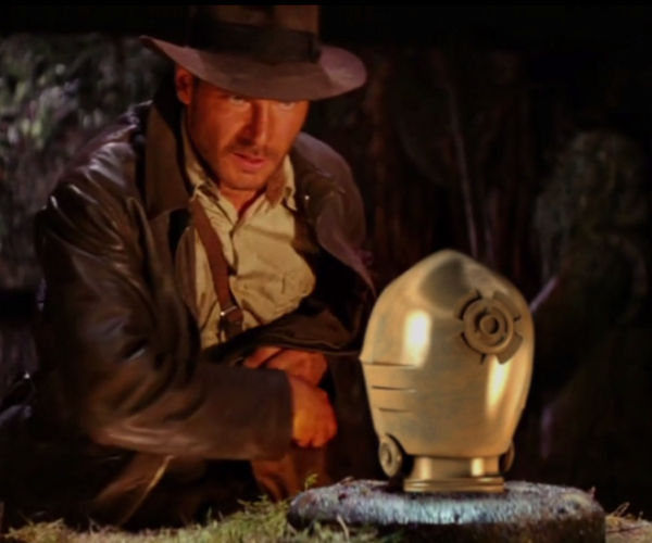 Raiders of the Lost Dark: An Indiana Jones/Star Wars Mashup