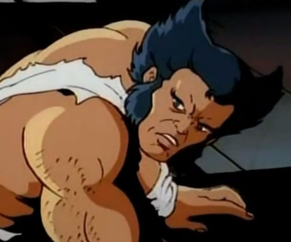 Logan Meets X-Men: The Animated Series