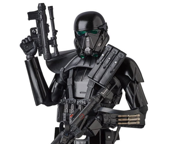 Medicom MAFEX Rogue One Death Trooper Action Figure