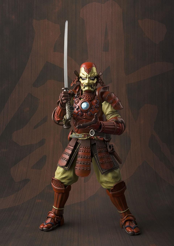 Manga Realization Koutetsu-Samurai Iron Man Mk. 3