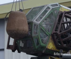 MegaBots Crash Tests Its Mk. II Prototype