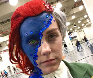 Best Mystique Cosplay Ever