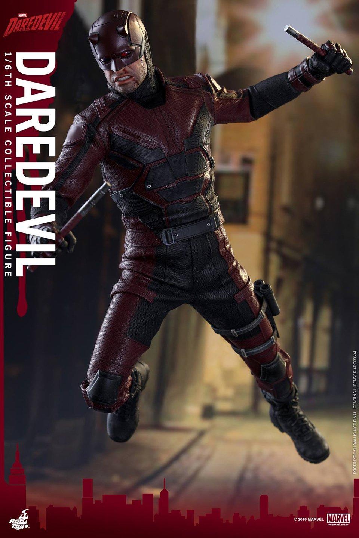 Hot Toys Netflix Daredevil 1/6 Scale Action Figure ...