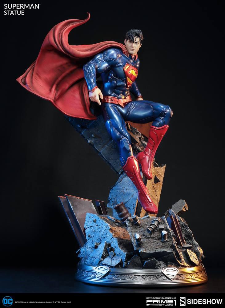 Prime 1 New 52 Superman 1/4 Scale Statue