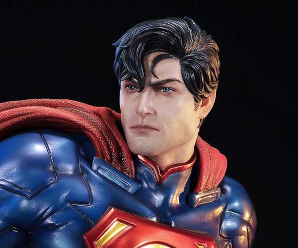 Prime 1 New 52 Superman 1/4 Scale Statue