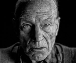 Logan's Professor X Is Very Old