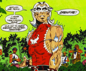 Snowflame: DC's Cocaine-fueled Villain