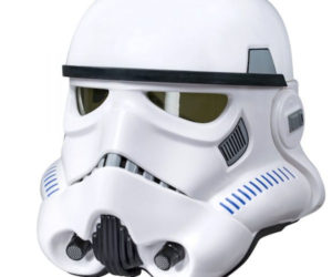 Star Wars Black Series Stormtrooper Voice-Changer Helmet