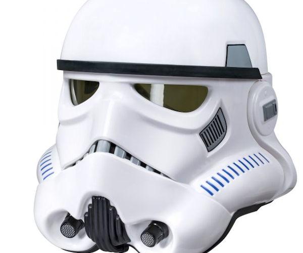 Star Wars Black Series Stormtrooper Voice-Changer Helmet