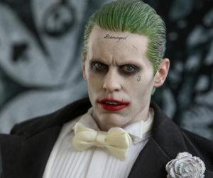 Hot Toys Suicide Squad Tuxedo Joker 1/6 Scale Action Figure