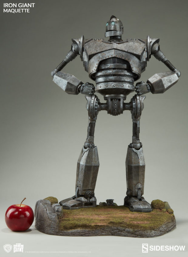 the_iron_giant_maquette_statue_sideshow_collectibles_4
