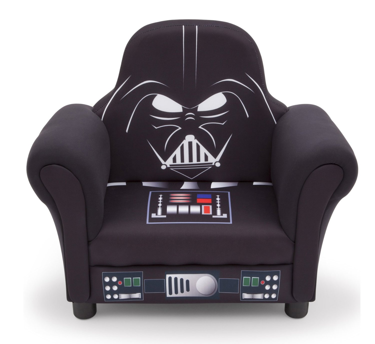 Wondrous Star Wars Darth Vader Deluxe Upholstered Chair Mightymega Creativecarmelina Interior Chair Design Creativecarmelinacom