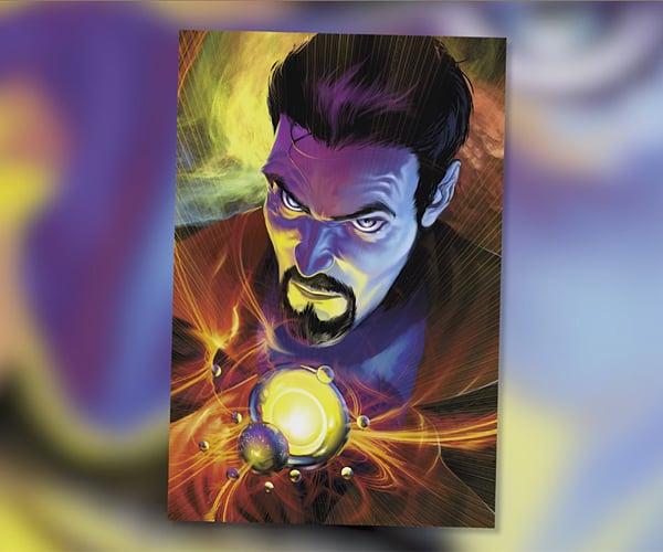Variant Comics' Top 5 Mystics