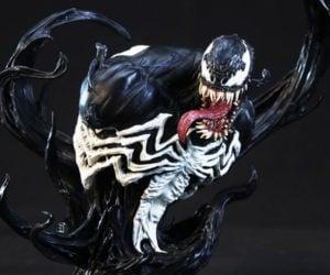 XM Studios Venom 1/4 Scale Bust