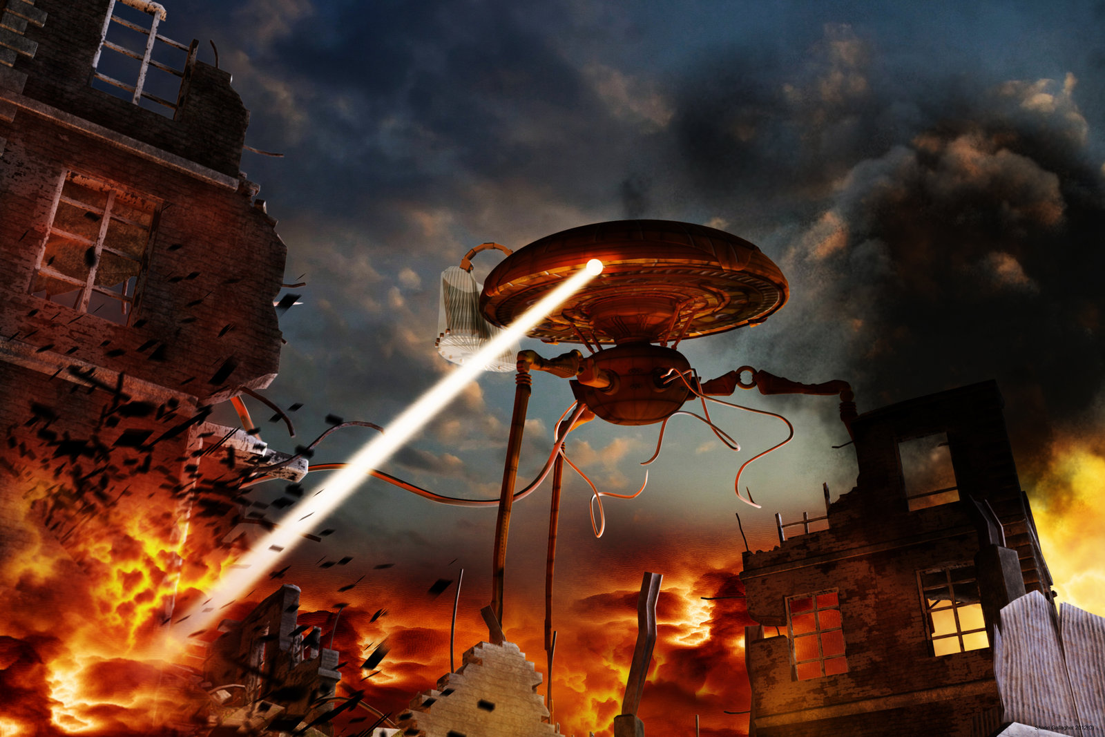 New War of the Worlds Series Coming to MTV
