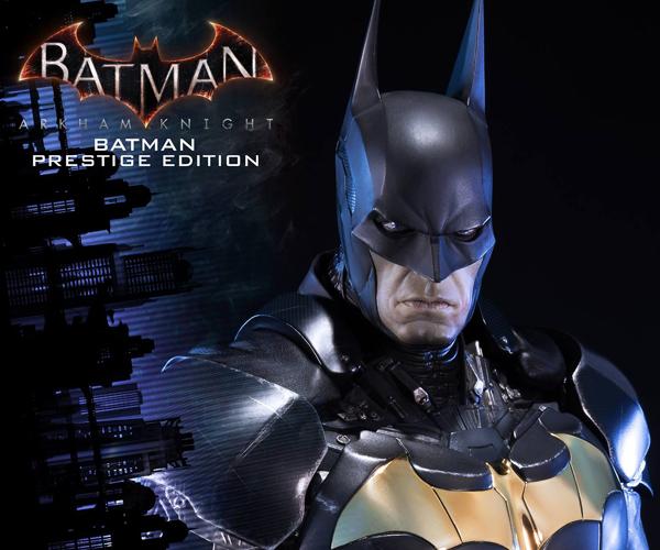 Prime 1 Batman Arkham Knight Prestige Edition Statue
