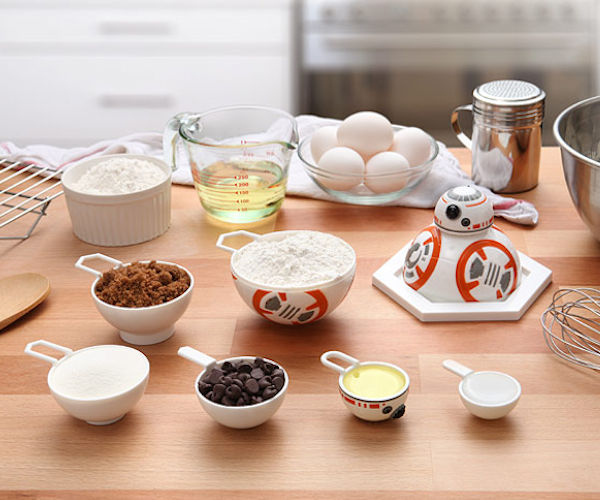 BB-8 Measuring Cup Set