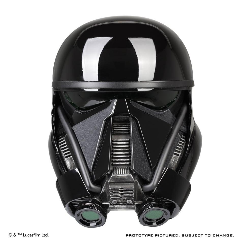 Anovos Rogue One Deathtrooper Helmet Life-size Replica