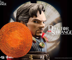 Beast Kingdom Egg Attack Doctor Strange Action Figure