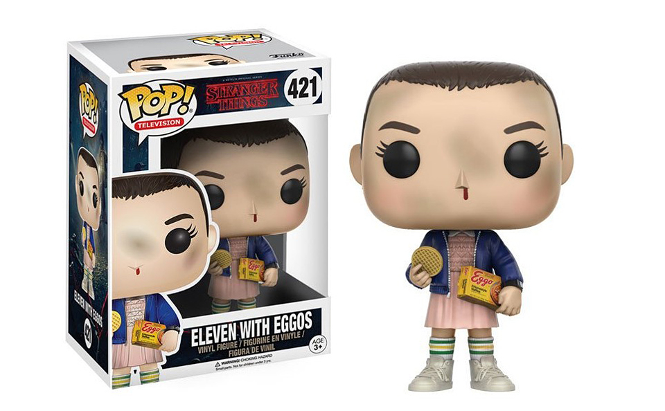 Funko Pop! Stranger Things Figures