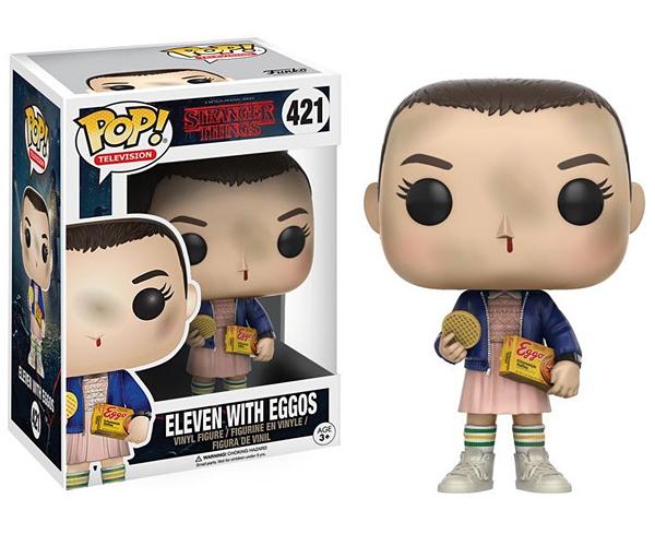 Funko Pop! Stranger Things Figures