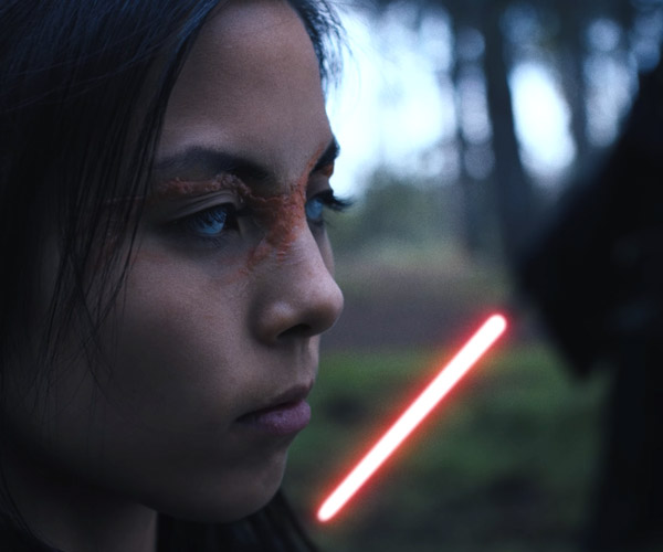 Hoshino: A Star Wars Fan Film