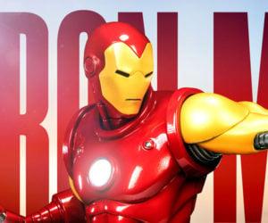 Sideshow Iron Man Avengers Assemble Statue