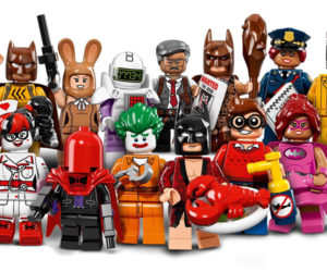 LEGO Batman Movie Series Minifigures
