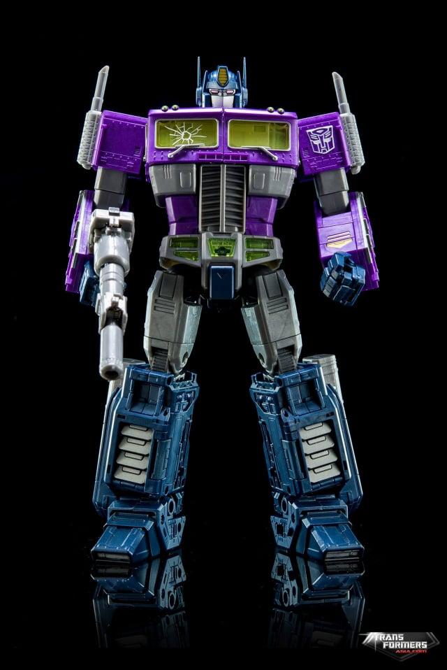 Takara Tomy Shattered Glass MP-10 Optimus Prime
