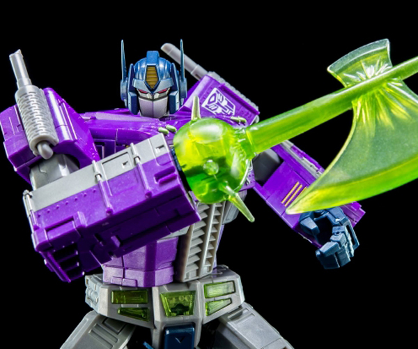 Takara Tomy Shattered Glass MP-10 Optimus Prime