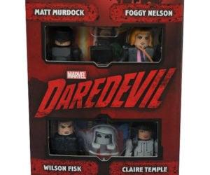 Netflix x Marvel Minimates Collection