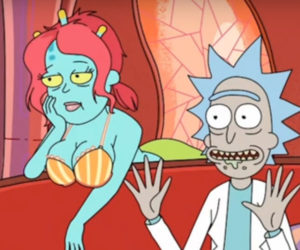 A Look at Rick and Morty's Many References