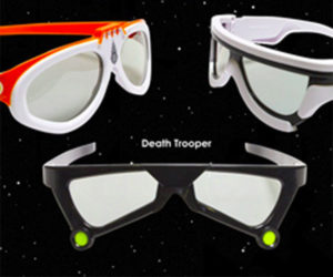 Limited Edition Rogue One 3D Glasses