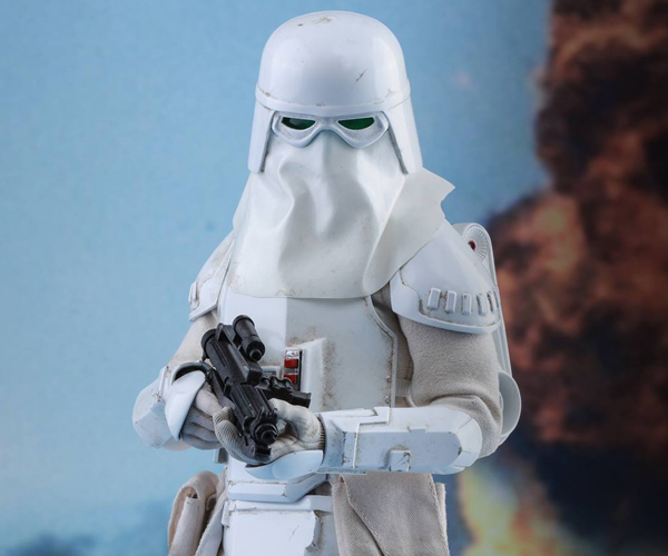 Hot Toys Empire Strikes Back Snowtrooper 1/6 Scale Action Figure