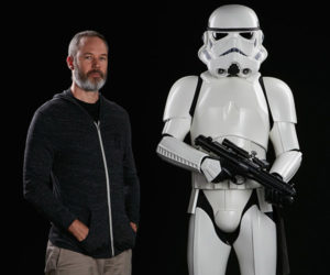 Sideshow Life-size Stormtrooper Statue