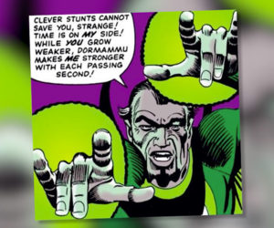 The History of Baron Mordo