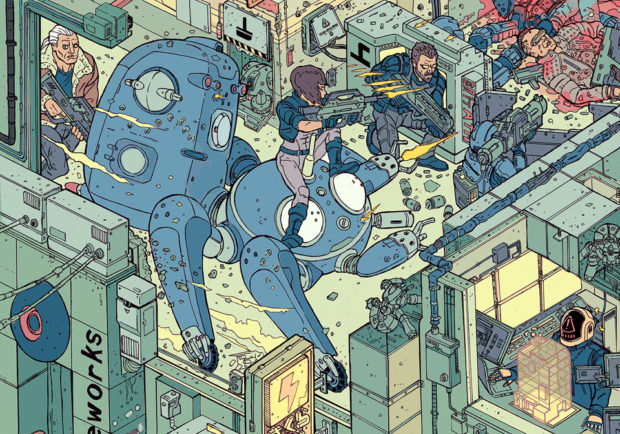 the_raid_print_poster_by_josan_gonzalez_laurie_greasley_6