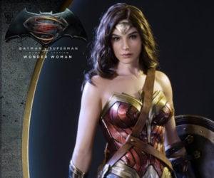 Prime 1 BvS Wonder Woman 1/2 Scale Statue