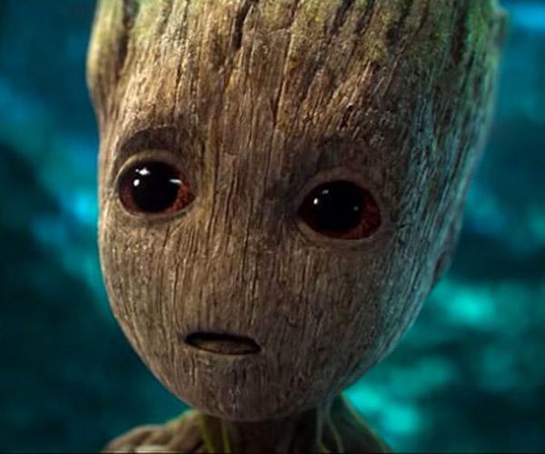 James Gunn Talks About Baby Groot