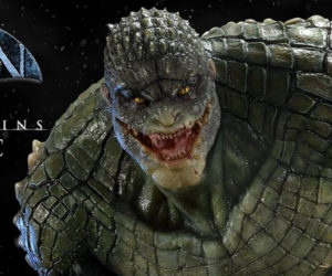 Prime 1 Batman: Arkham Knight Killer Croc Statue