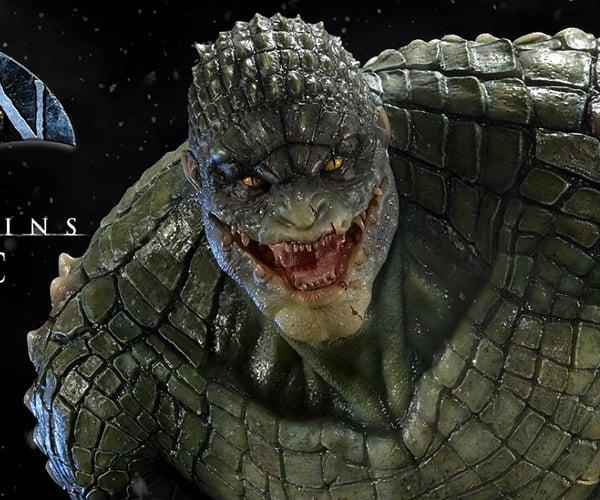Prime 1 Batman: Arkham Knight Killer Croc Statue