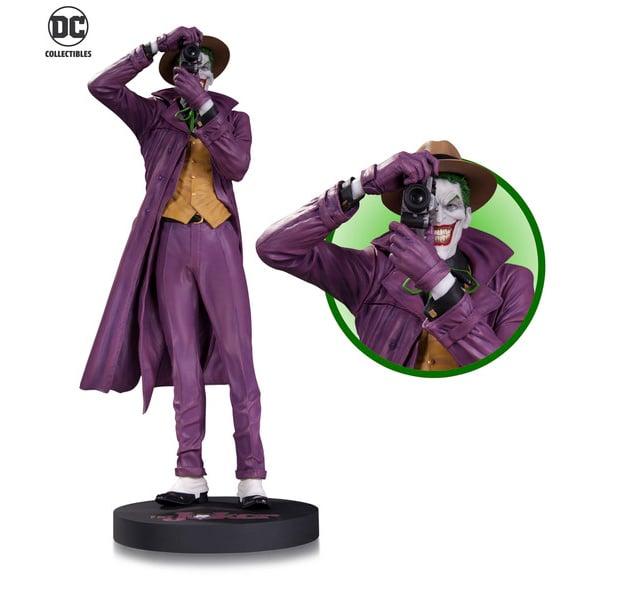 DC Designer Series The Killing Joke the Joker Statue